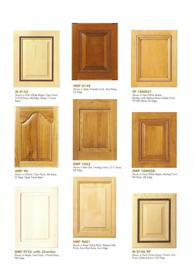 A few of the door options